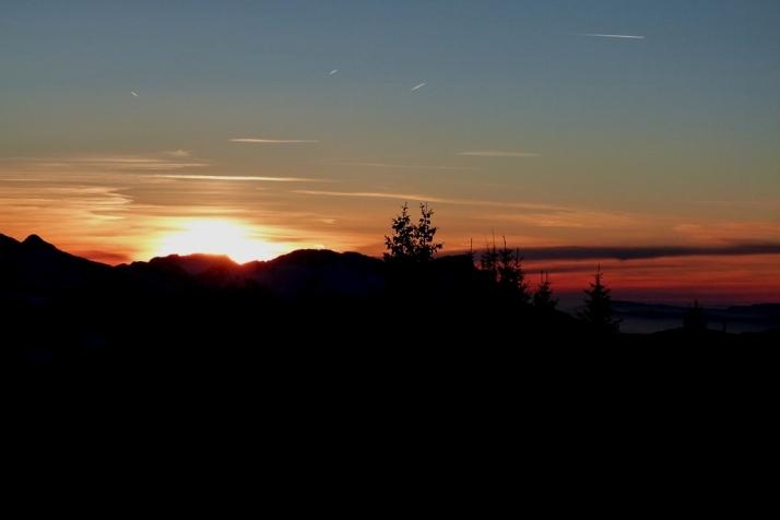 Au revoir le soleil